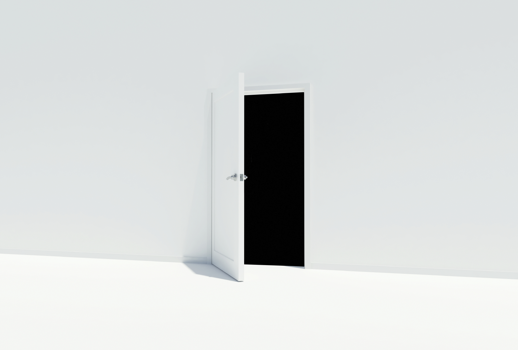 Open Door & THE OPEN DOOR | Regina M. Prude